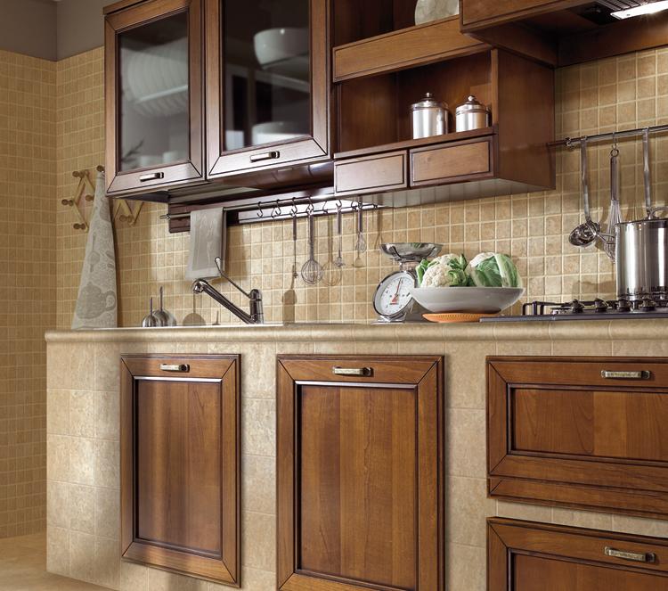 Kitchen tile design from florim usa in kitchen tile design for Usa kitchen design