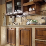 Kitchen tile design from Florium USA.