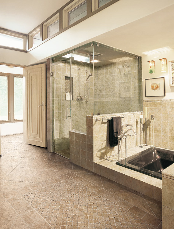 Bathroom tile designs from florim usa ftd company san for Bathroom designs usa